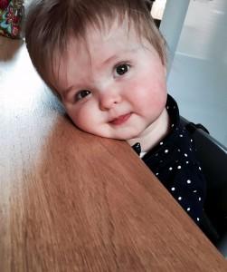 Anne-Sophie maart 2016